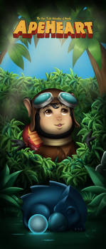 The Dino-tastic Adventure of Amelia Apeheart