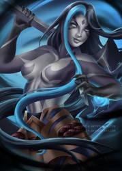Shadow Kayn - Genderbend