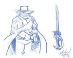 Bonnie Lass sketch 21