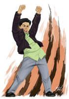 Senor Chang Cannot Die by MichaelMayne