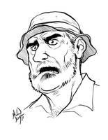 Walking Dead's Best Character by MichaelMayne