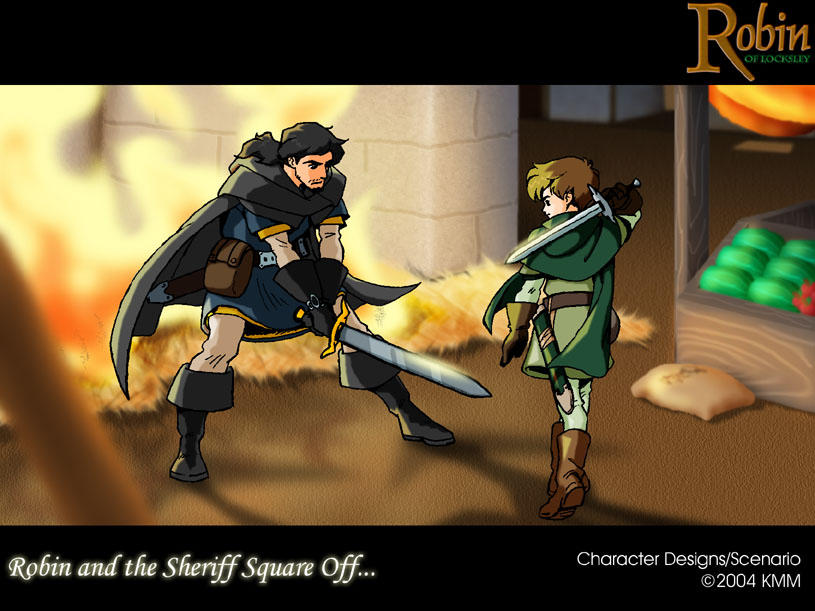 http://fc05.deviantart.com/images3/i/2004/155/1/b/Robin_and_Sheriff_Square_Off.jpg