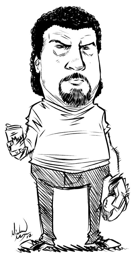 Kenny Powers by MichaelMayne