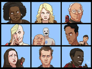 Community - The Greendale Bunch