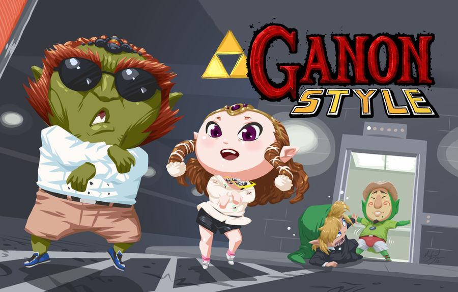 Ganon Style