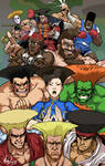 Guile's Hair Goes with (Almost) Everyone - COLORZ