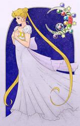 Princess Serenity by MichaelMayne