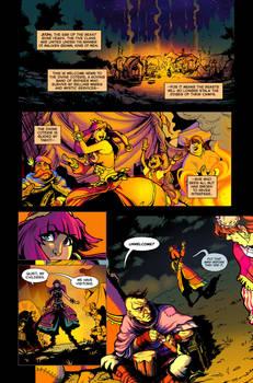 [Heroes of Newerth: Origins] Tarot (01/11)