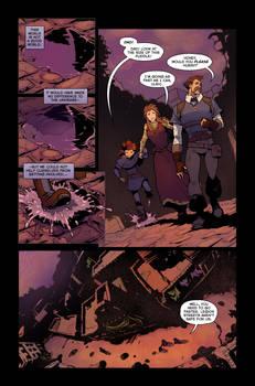 [Heroes of Newerth: Origins] Kane (1/10)