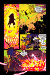 [Heroes of Newerth: Origins] Calamity (10/10) by MichaelMayne