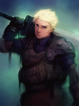 Is This Cloud Strife?
