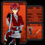 :QRP: Vivienne Chesterfeild Application by Nika-tan