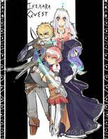:IH: Ikehara Quest by Nika-tan