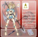 :FoH: Sasha's Application by Nika-tan