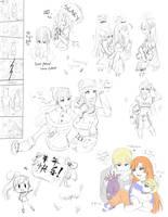 :OW: Sketchdump 1 by Nika-tan