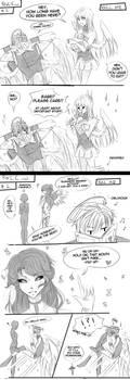 :OW: RNLC Life #1 n' #2 by Nika-tan