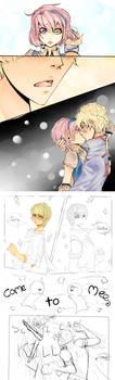 :IH: Dantae's Kiss Meme- Part 2 by Nika-tan