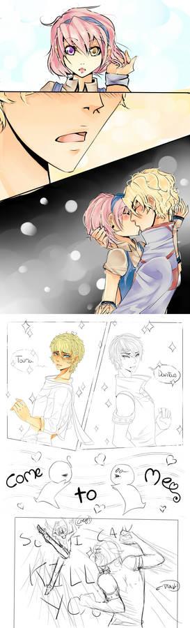 :IH: Dantae's Kiss Meme- Part 2