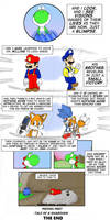 Mario and Sonic Movies Meet part 2- 100 FINAL by RedBlueIsCool