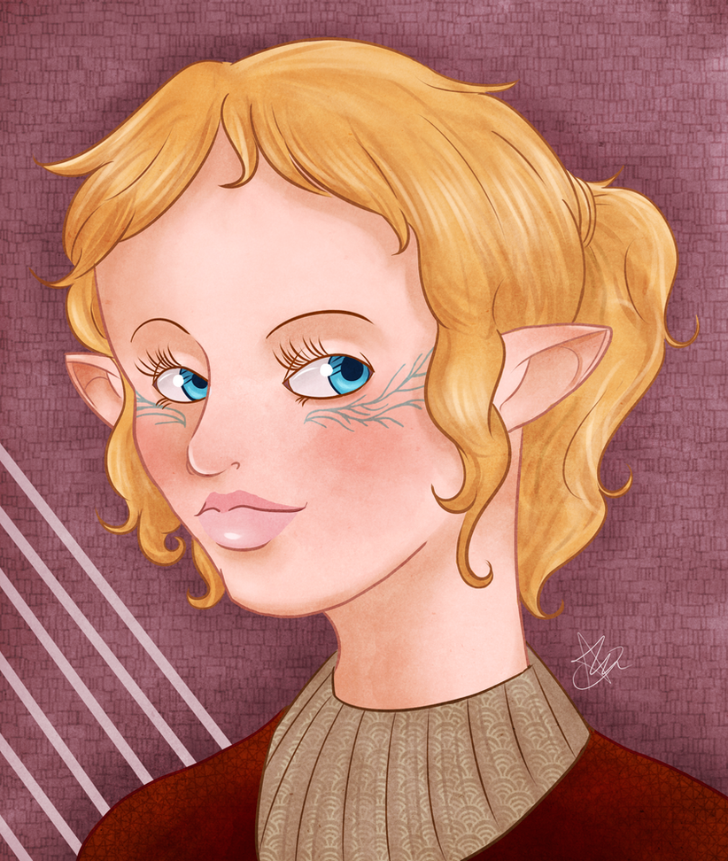 Kayleigh Lavellan commission by martini-september by supernanny191