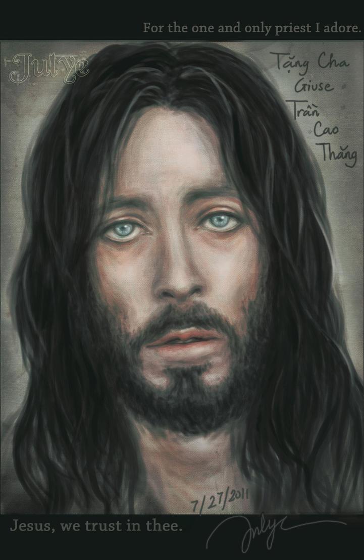 Jesus by Julye-chan