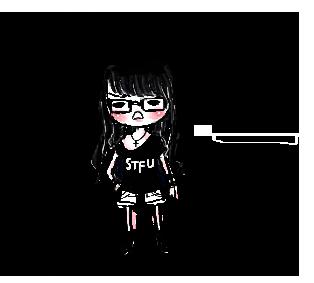 STFU by Julye-chan