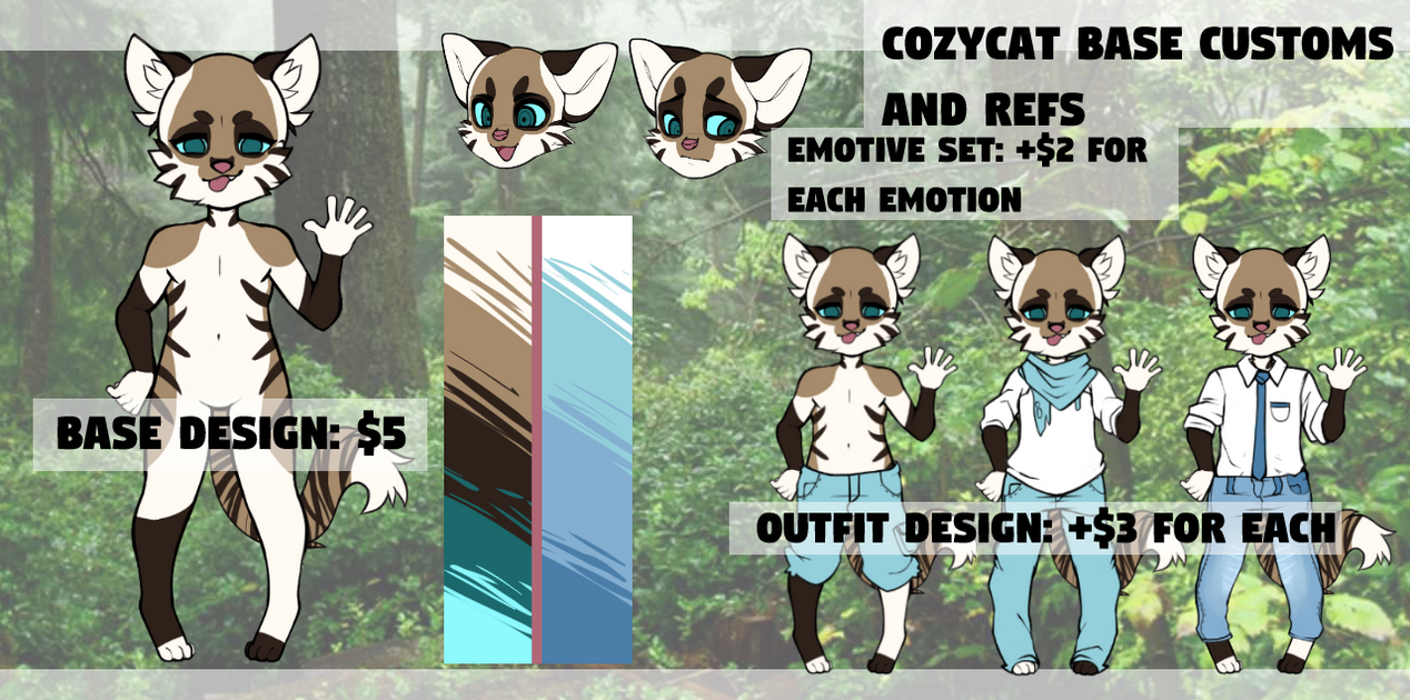 Customs are OPEN [5/5] by animaladopts4u