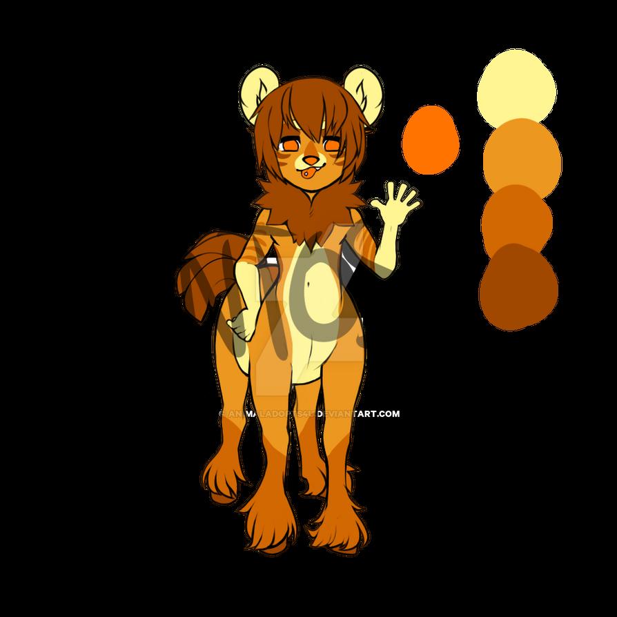 Lion taur adopt OPEN by animaladopts4u