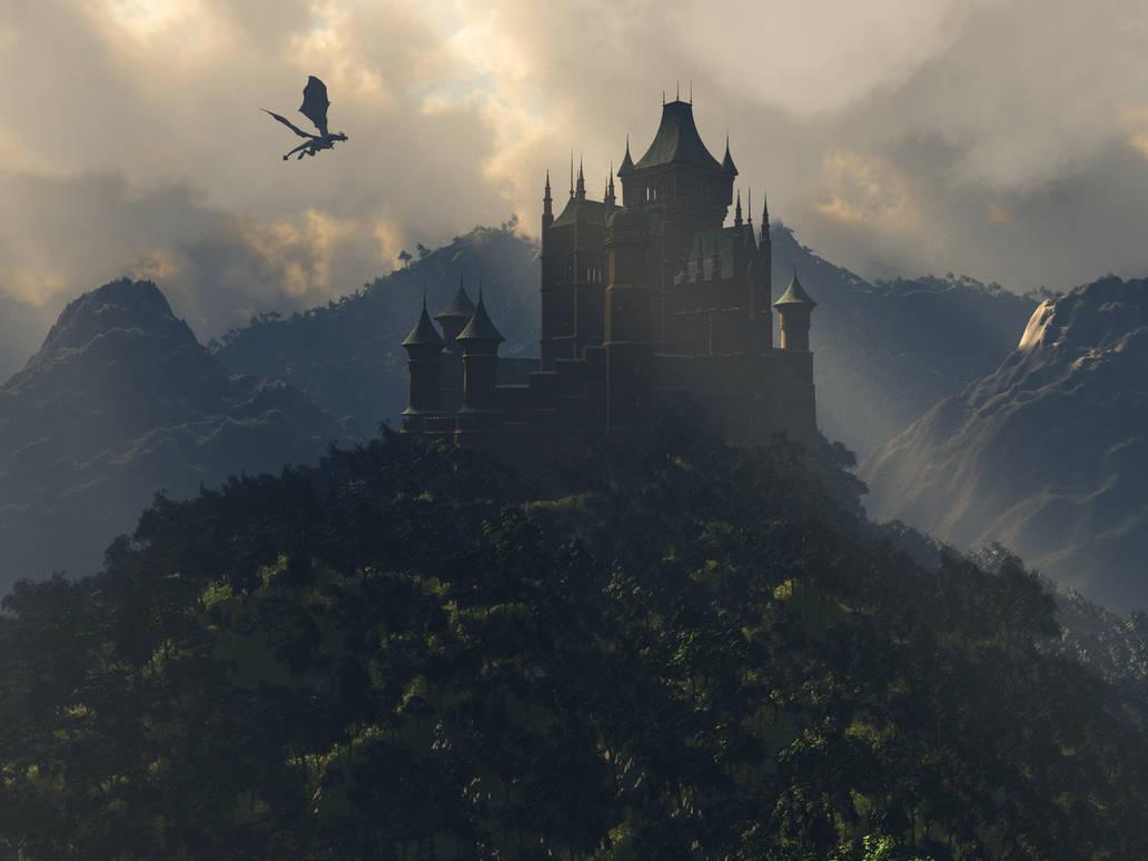 Castle Taldor by koonak