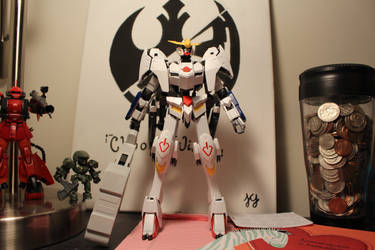 Barbatos Gundam (6th Form) by Fujin777