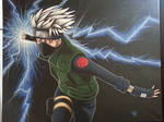 Hatake Kakashi : New Painting.