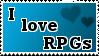I love RPGs - RPG Kiste Style by VonHohenburg