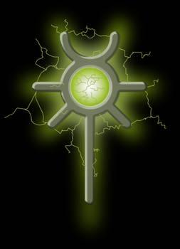 Necron Symbol Version 2