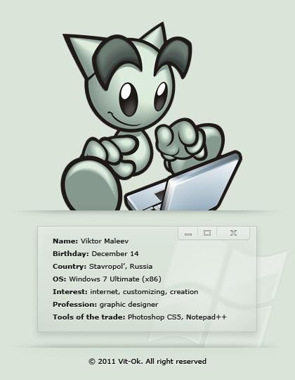 Vit-Ok's Profile Picture