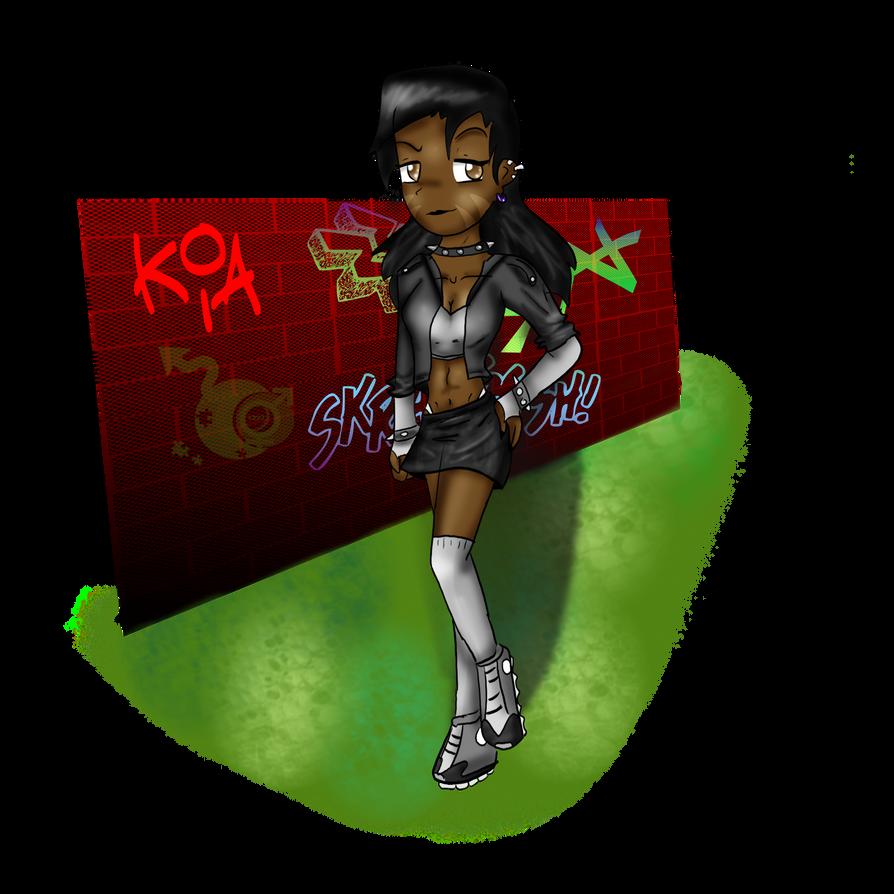P.C : Kia by Bgm94
