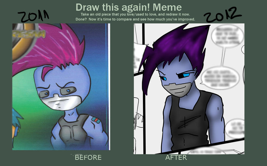 Draw it again by Bgm94