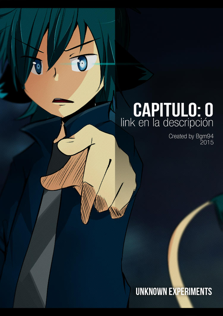 Unk. Exp -  Cap 0  (Comic online SPANISH/ENGLISH) by Bgm94