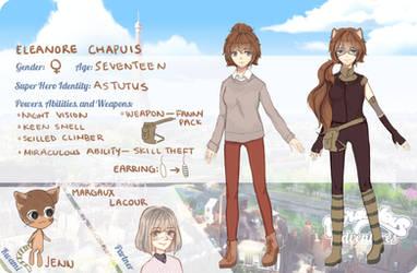 Miraculous Adventures: Astutus