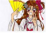 Sakura by LightAngelFaye