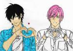 Ten Love by LightAngelFaye