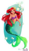 A is for Ariel by Starcat-Studios
