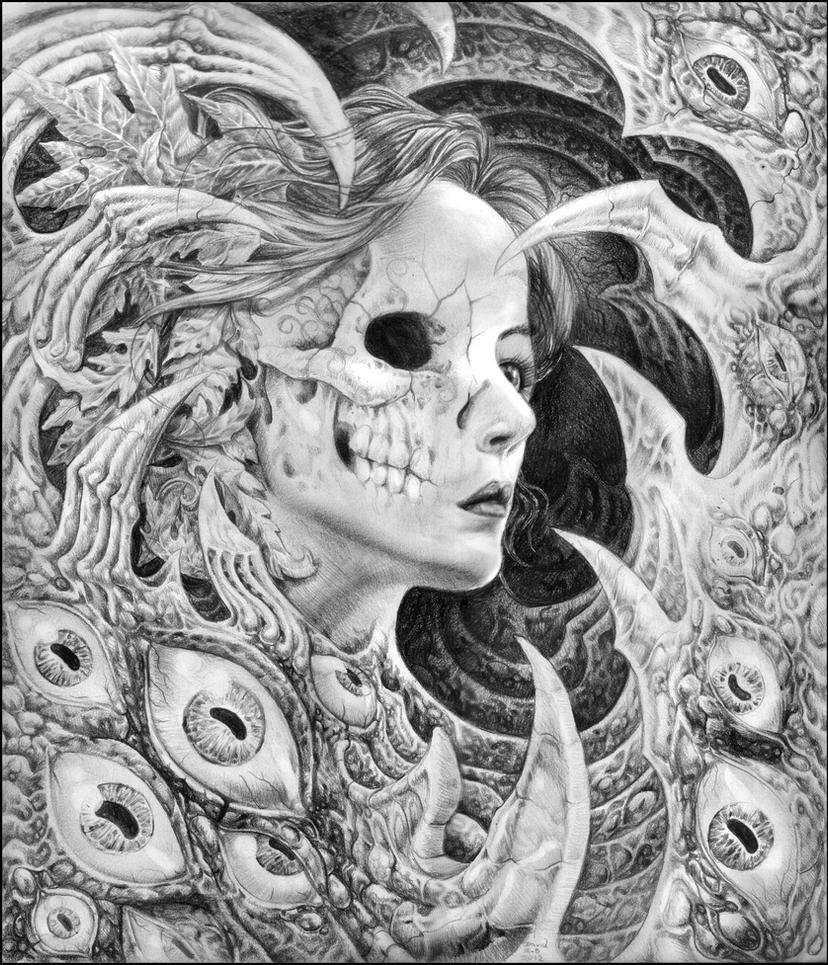 GENESIS OF DEATH by Gorgoncult