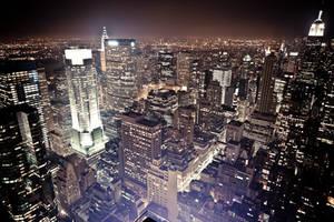 NY never sleep by vpotemkin