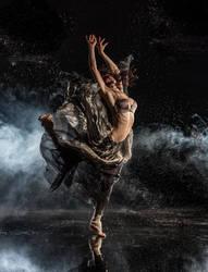 Star dancer by vpotemkin