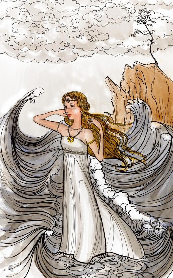 Goddess Calypso | www.imgkid.com - The Image Kid Has It!