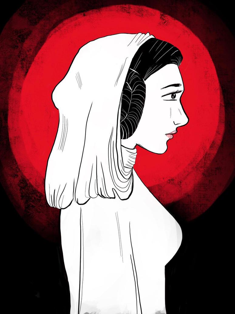 Leia by SteakandUnicorns