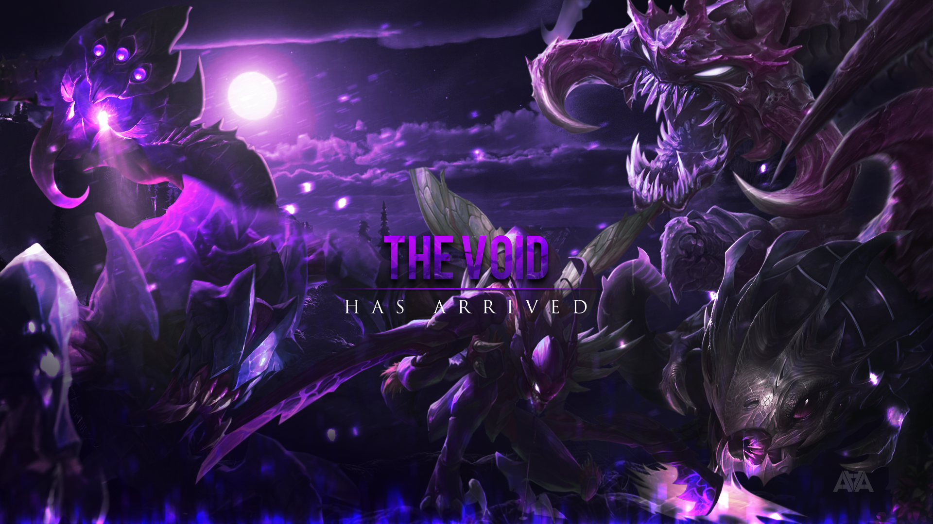 Legends Of The Void