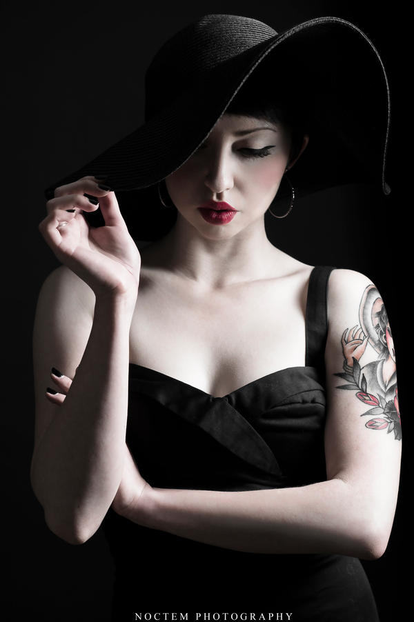 Widow by NoctemPhotography