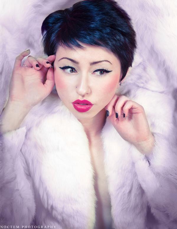 Shameless Furs by NoctemPhotography