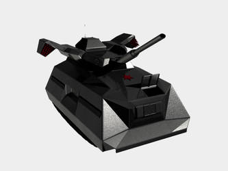 Concept Tank by Mortis-Angelus
